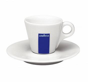 Lavazza - Filiżanka + podstawka espresso 60ml