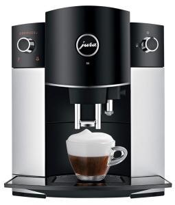 Ekspres do kawy Jura D6 Platin TFT AromaG2