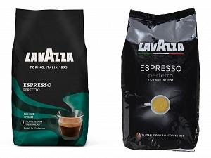 LAVAZZA - Kawa ziarnista Espresso Perfetto 1 kg - ziarnista