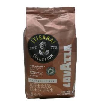 LAVAZZA - Kawa ziarnista Tierra - 1 kg
