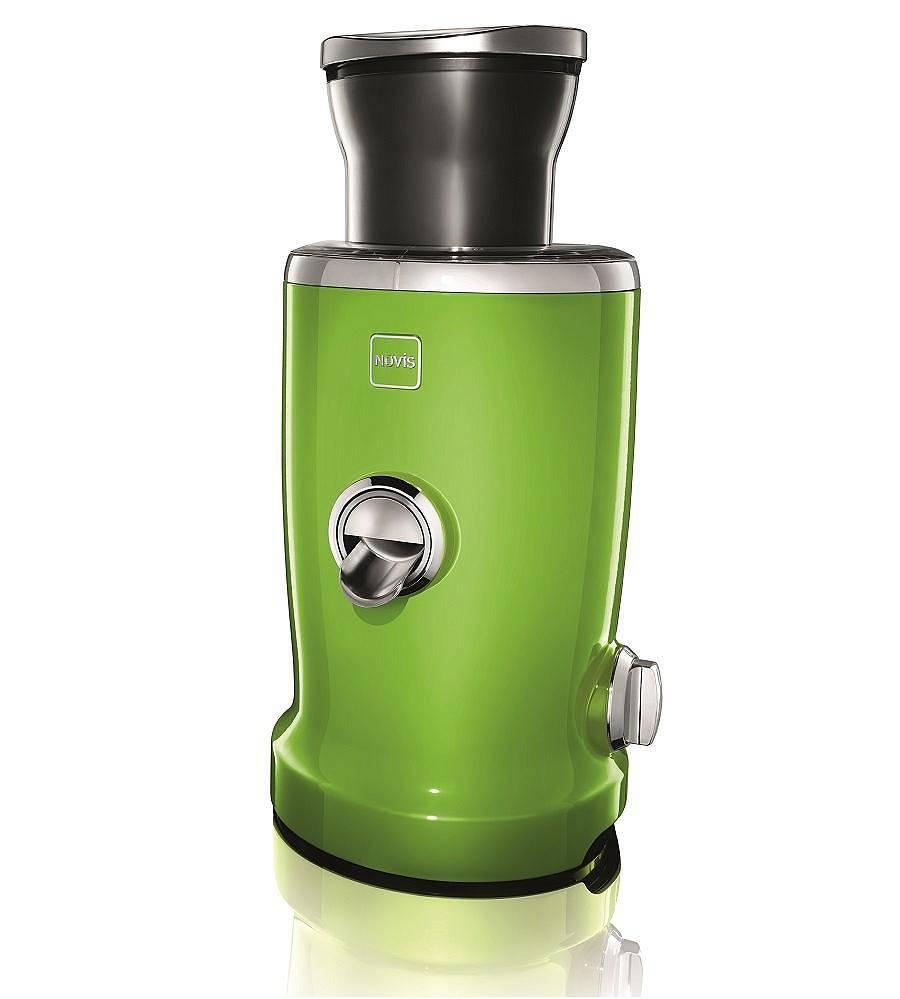 NOVIS - Wyciskarka do soku Vita Juicer - zielony + zestaw szklanek o wartości 569 zł za 1 zł