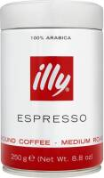 ILLY - Kawa mielona Ground Coffe MEDIUM - 250 g