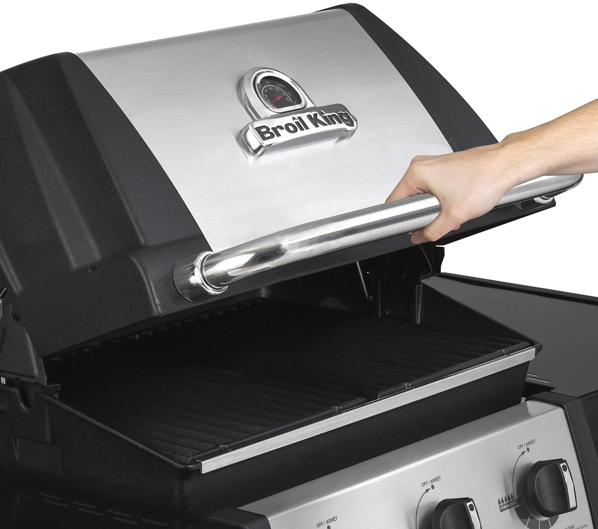 Broil King Monarch 320 - Piekarnik Therma-Cast TM