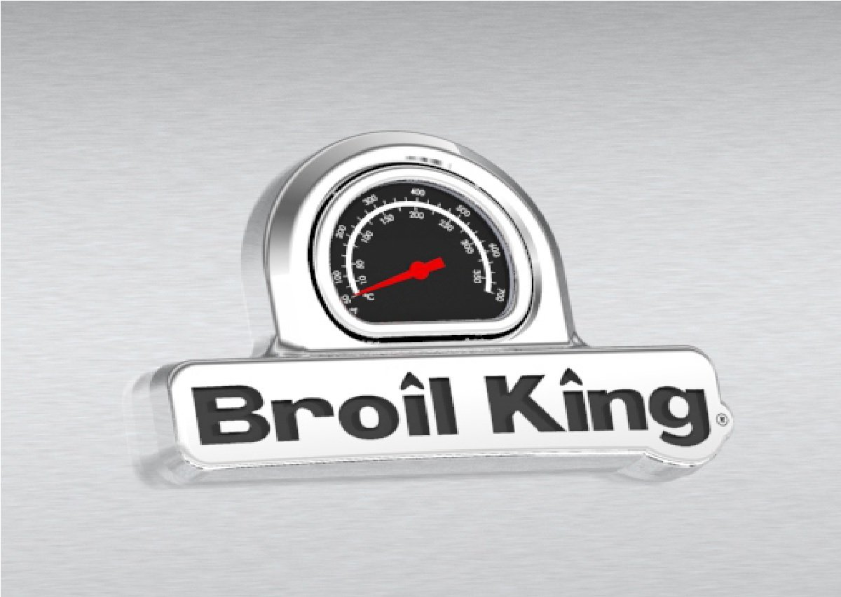 Broil King Imperial 490 - Termometr Deluxe Accu-Temp TM