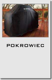 Grille Broil King pokrowiec