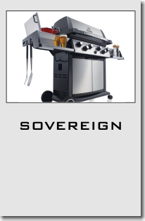 Grille Broil King Sovereign