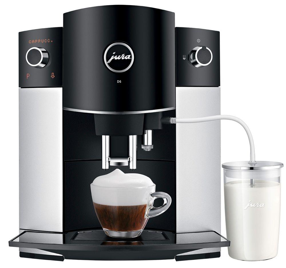 Ekspres do kawy Jura D6 PEP AromaG2