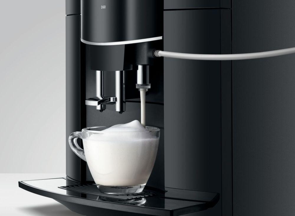 Ekspres do kawy Jura D60 PEP AromaG2