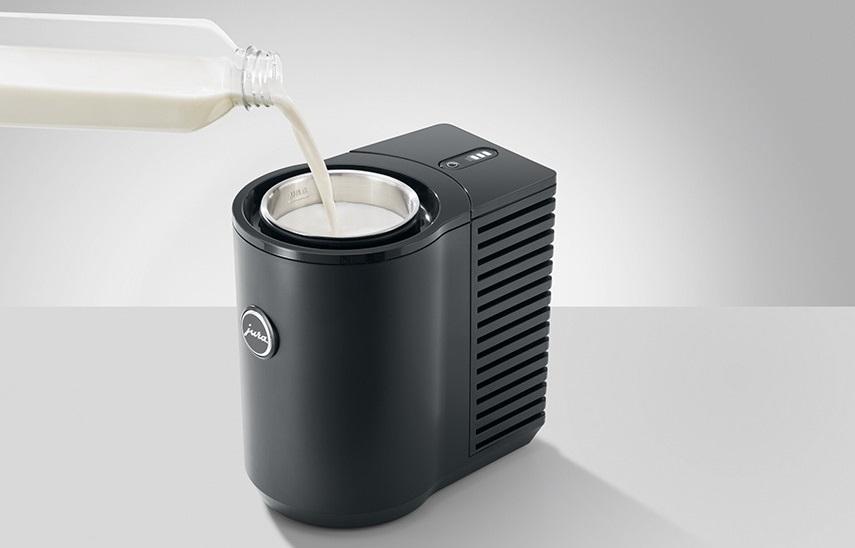 Chłodziarka do mleka Cool Control dla wygody użytkowników
