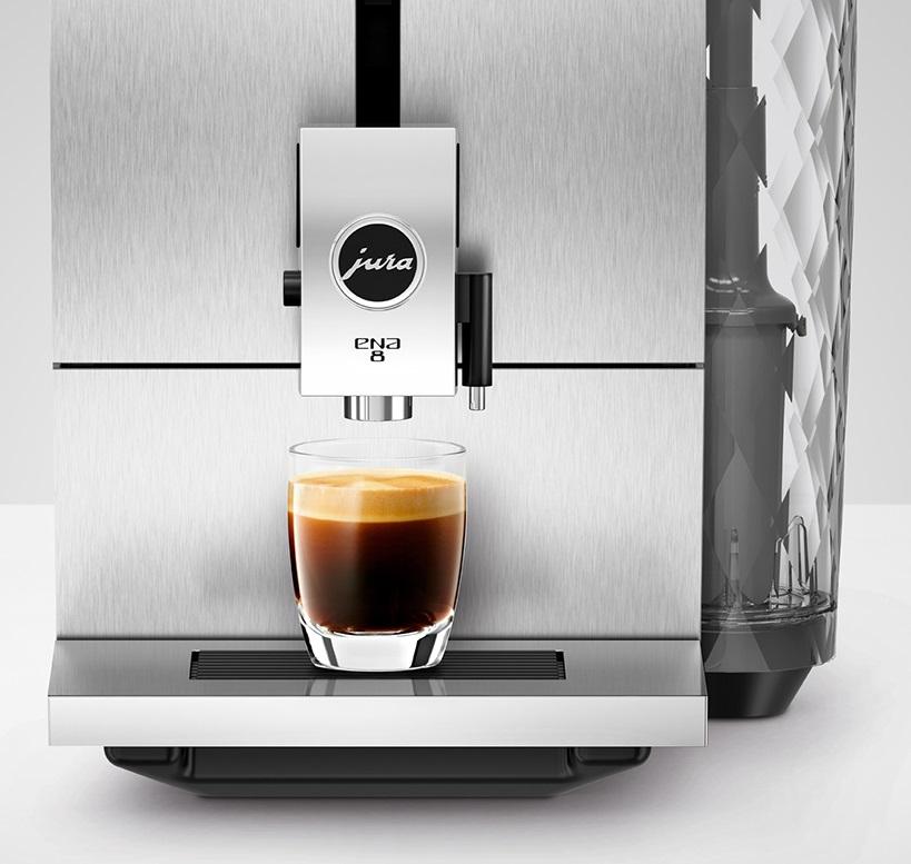 Ekspres do kawy Jura ENA 8 system PEP