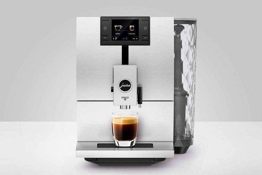 Ekspres do kawy Jura ENA 8 wymiary