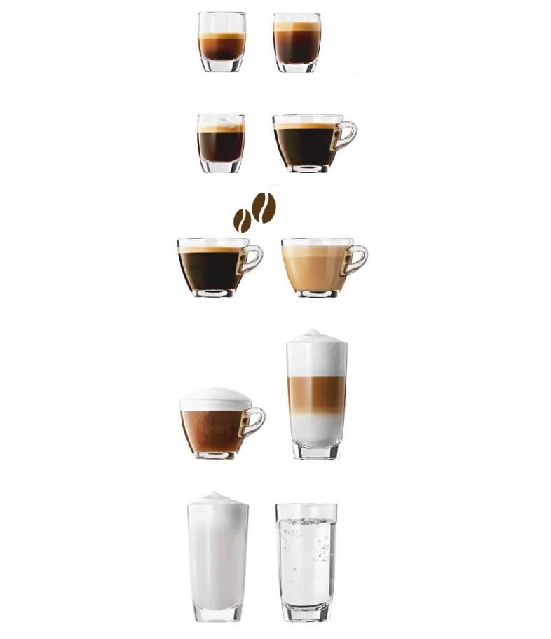 Ekspres do kawy Jura ENA 8 specjały