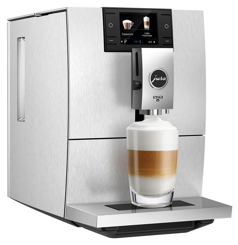 Ekspres do kawy Jura ENA 8 latte macchiato