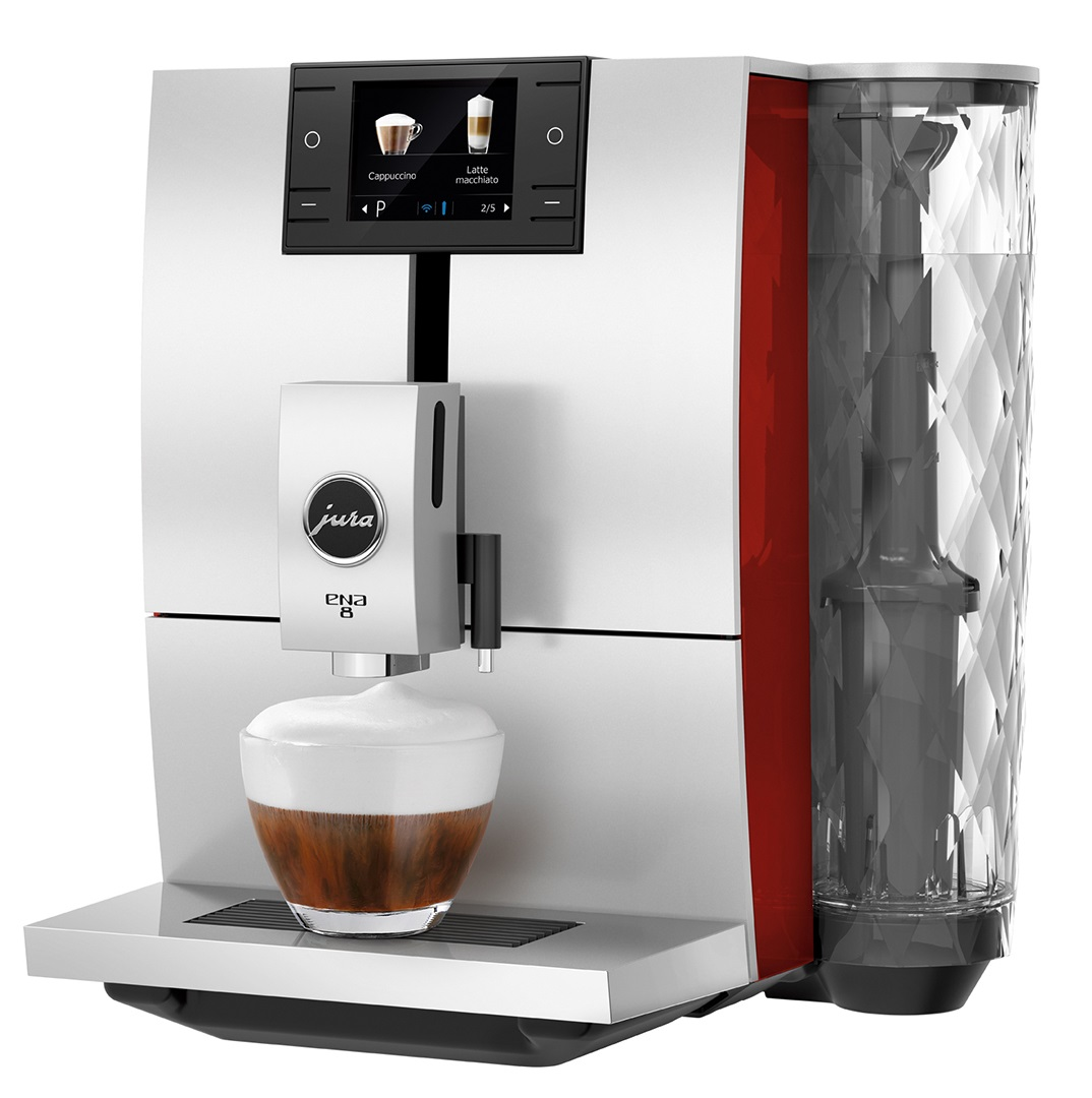Ekspres do kawy Jura ENA 8 system wody