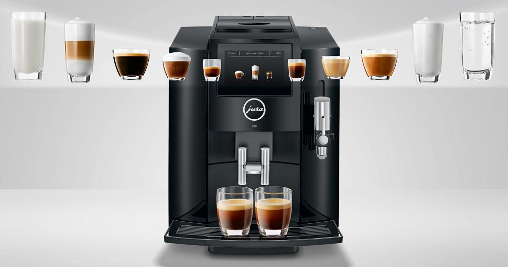 Ekspres do kawy Jura S80