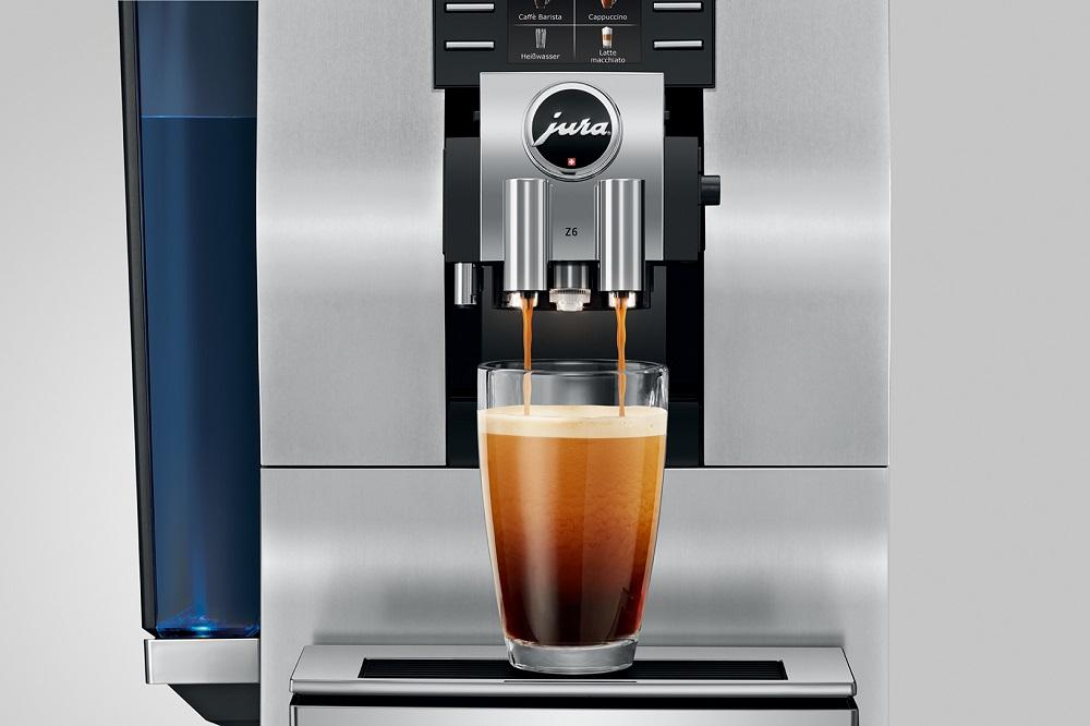 Ekspres do kawy Jura Z6 Aluminium