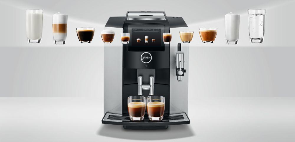 Ekspresy do kawy Jura. Szwajcarska jakość na każdą kieszeń