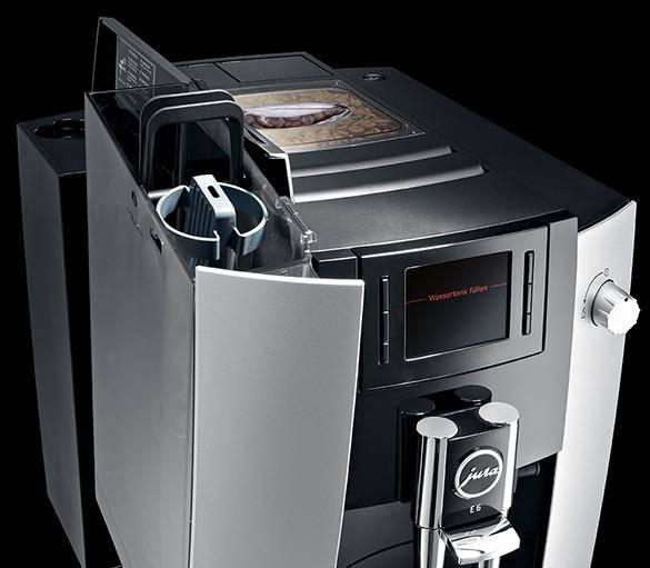 ekspres do kawy jura e6 platin