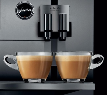 Ekspres do kawy Jura GIGA X3 Aluminium TFT cappuccino