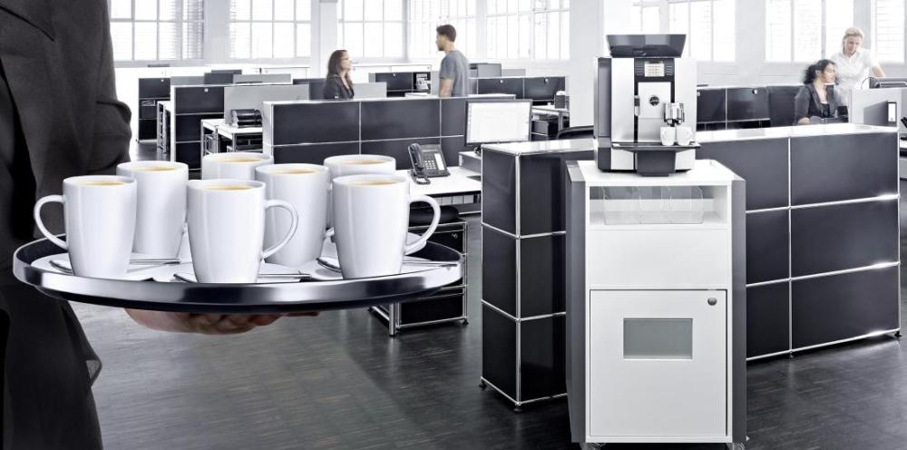 Ekspres do kawy Jura GIGA X3 Aluminium TFT kompozycja