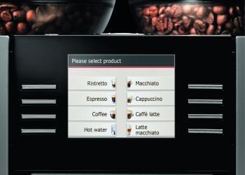 Ekspres do kawy Jura GIGA X3 Aluminium TFT wyświetlacz