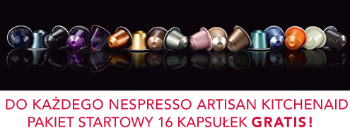 KitchenAid GRATIS do ekspresu